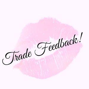Trade Feedback. Honest Trusted Trader/Seller